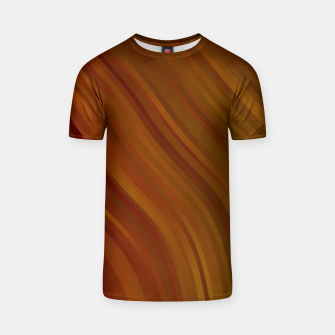stripes wave pattern 1 eepi T-shirt miniature