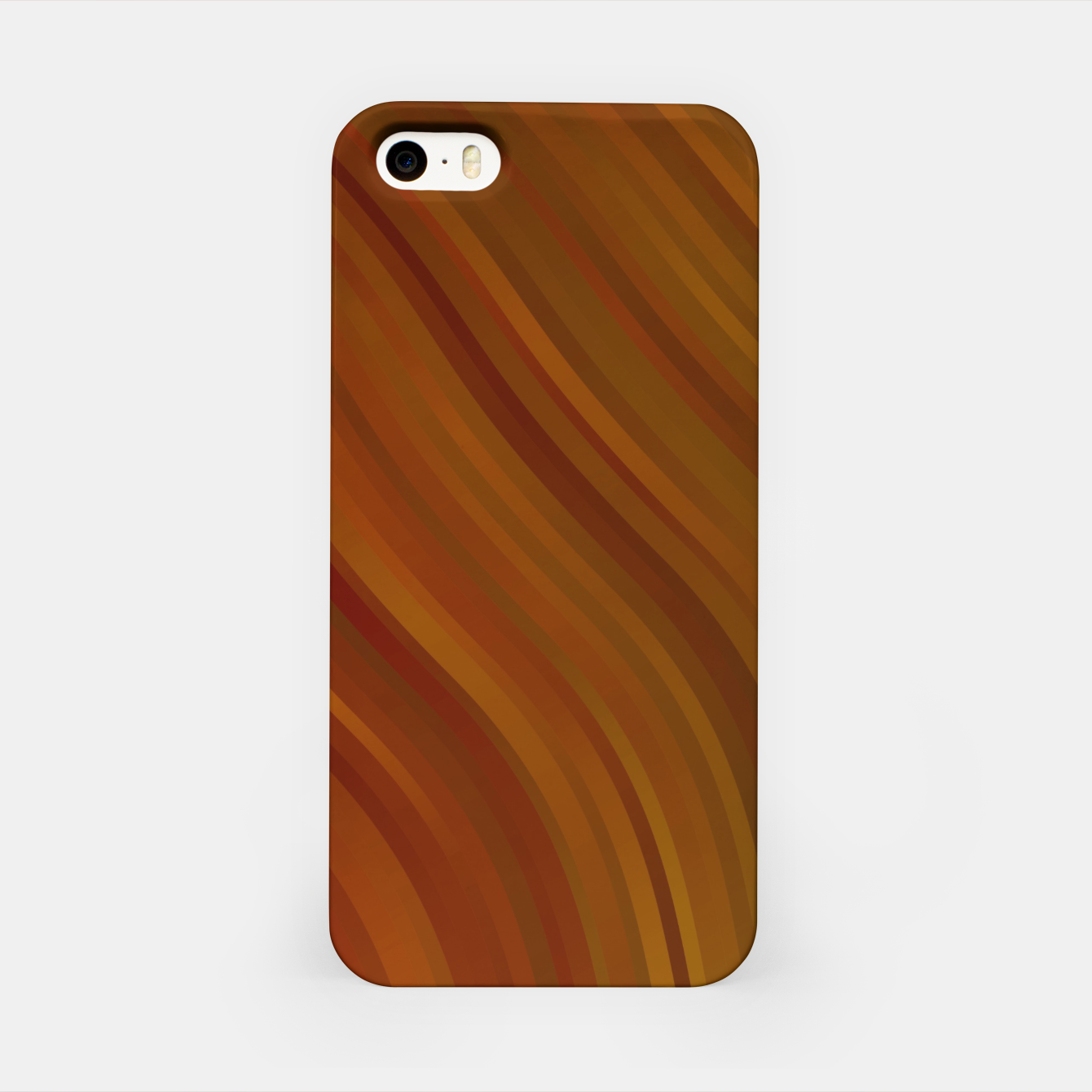 Image de stripes wave pattern 1 eepi iPhone Case - Live Heroes