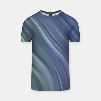 stripes wave pattern 1 fnp T-shirt miniature