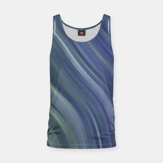 stripes wave pattern 1 fnp Tank Top miniature