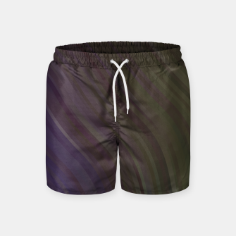 Thumbnail image of stripes wave pattern 1 fnpi Swim Shorts, Live Heroes