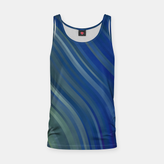 Thumbnail image of stripes wave pattern 1 fnv Tank Top, Live Heroes