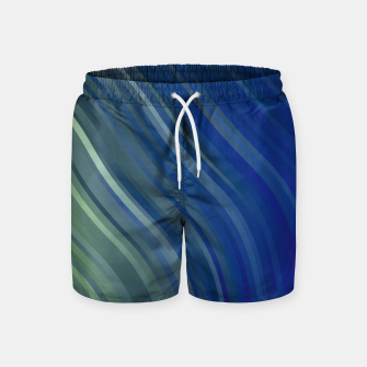 Thumbnail image of stripes wave pattern 1 fnv Swim Shorts, Live Heroes