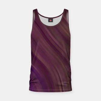 Thumbnail image of stripes wave pattern 1 lspi Tank Top, Live Heroes