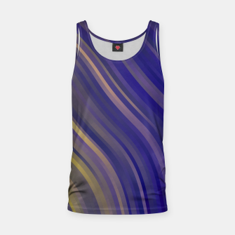 Thumbnail image of stripes wave pattern 1 lsv Tank Top, Live Heroes
