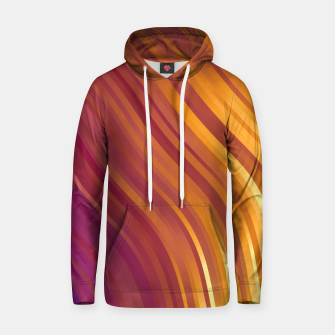 stripes wave pattern 1 lsvi Hoodie miniature