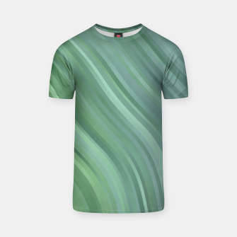 stripes wave pattern 1 tgp T-shirt miniature