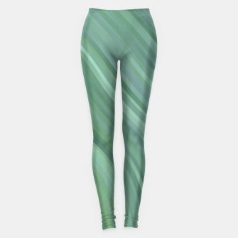 stripes wave pattern 1 tgp Leggings miniature