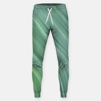 stripes wave pattern 1 tgp Sweatpants miniature