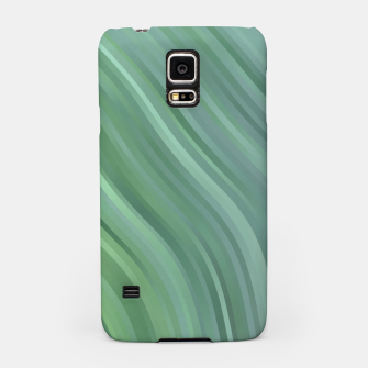 stripes wave pattern 1 tgp Samsung Case miniature