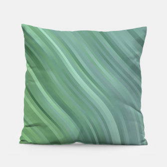 stripes wave pattern 1 tgp Pillow miniature