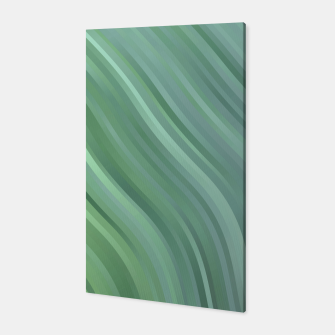 stripes wave pattern 1 tgp Canvas miniature