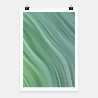 stripes wave pattern 1 tgp Poster miniature