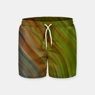 Thumbnail image of stripes wave pattern 1 tgpi Swim Shorts, Live Heroes