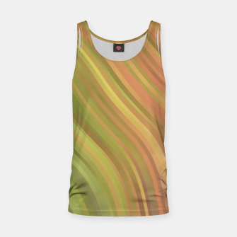 Thumbnail image of stripes wave pattern 1 w81p Tank Top, Live Heroes