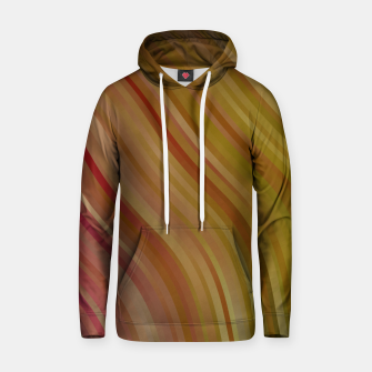 stripes wave pattern 1 w81pi Hoodie miniature