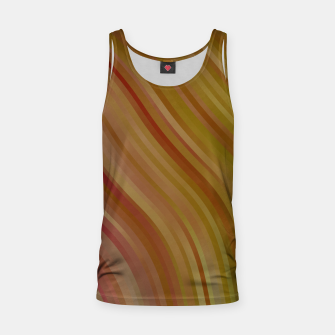 stripes wave pattern 1 w81pi Tank Top miniature