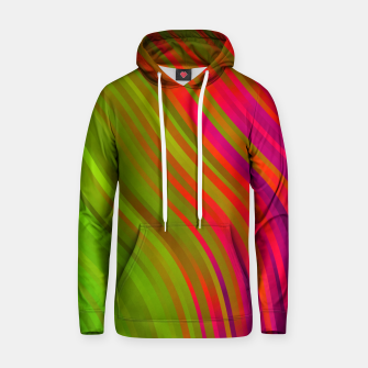 stripes wave pattern 1 w81v Hoodie miniature