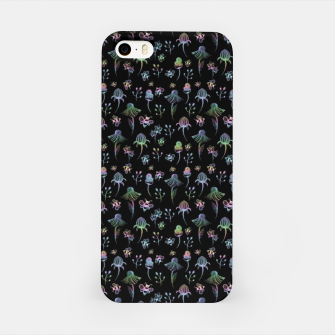 Enchanted Garden - Holographic iPhone Case thumbnail image