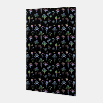 Thumbnail image of Enchanted Garden-Holographic Canvas, Live Heroes