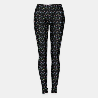Enchanted Garden - Holographic Leggings thumbnail image