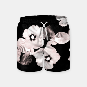 Thumbnail image of Rose Blush Floral Dream #1 #flower #pattern #decor #art  Badeshorts, Live Heroes