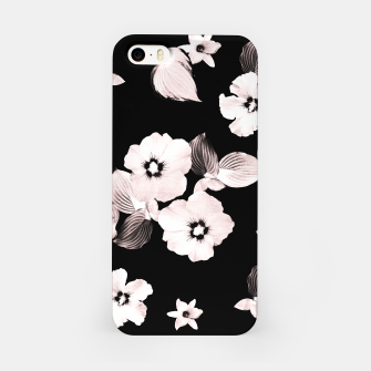 Thumbnail image of Rose Blush Floral Dream #1 #flower #pattern #decor #art  iPhone-Hülle, Live Heroes
