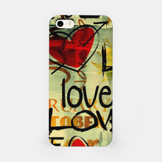 Miniature de image de Love Obudowa iPhone, Live Heroes
