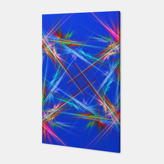 Laser show Canvas miniature
