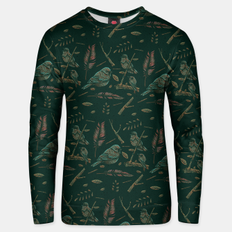 Thumbnail image of Conversation Unisex sweater, Live Heroes