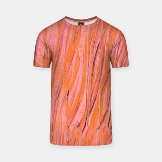 coral T-shirt miniature