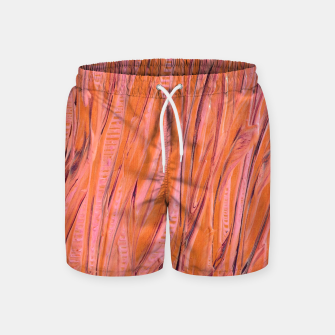 Thumbnail image of coral Swim Shorts, Live Heroes
