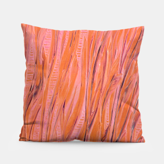 Thumbnail image of coral Pillow, Live Heroes