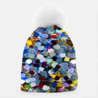 Thumbnail image of Glitter Beanie, Live Heroes
