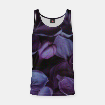 Thumbnail image of Lavender Floral Tank Top, Live Heroes