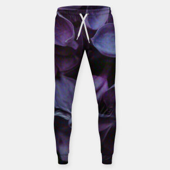 Thumbnail image of Lavender Floral Sweatpants, Live Heroes