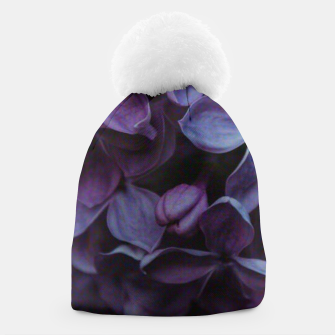 Thumbnail image of Lavender Floral Beanie, Live Heroes