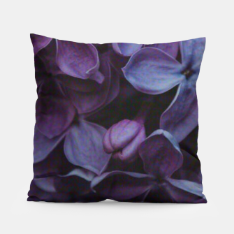 Thumbnail image of Lavender Floral Pillow, Live Heroes