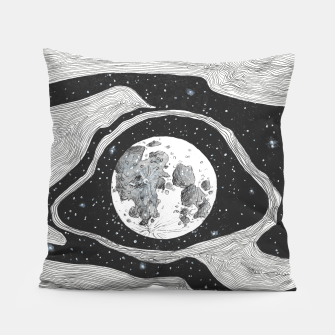 Thumbnail image of My moon Pillow, Live Heroes