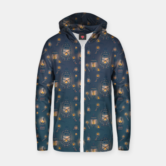 Thumbnail image of Radiance Zip up hoodie, Live Heroes