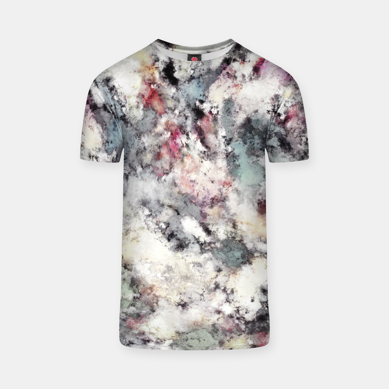 Image of Ground frost T-shirt - Live Heroes