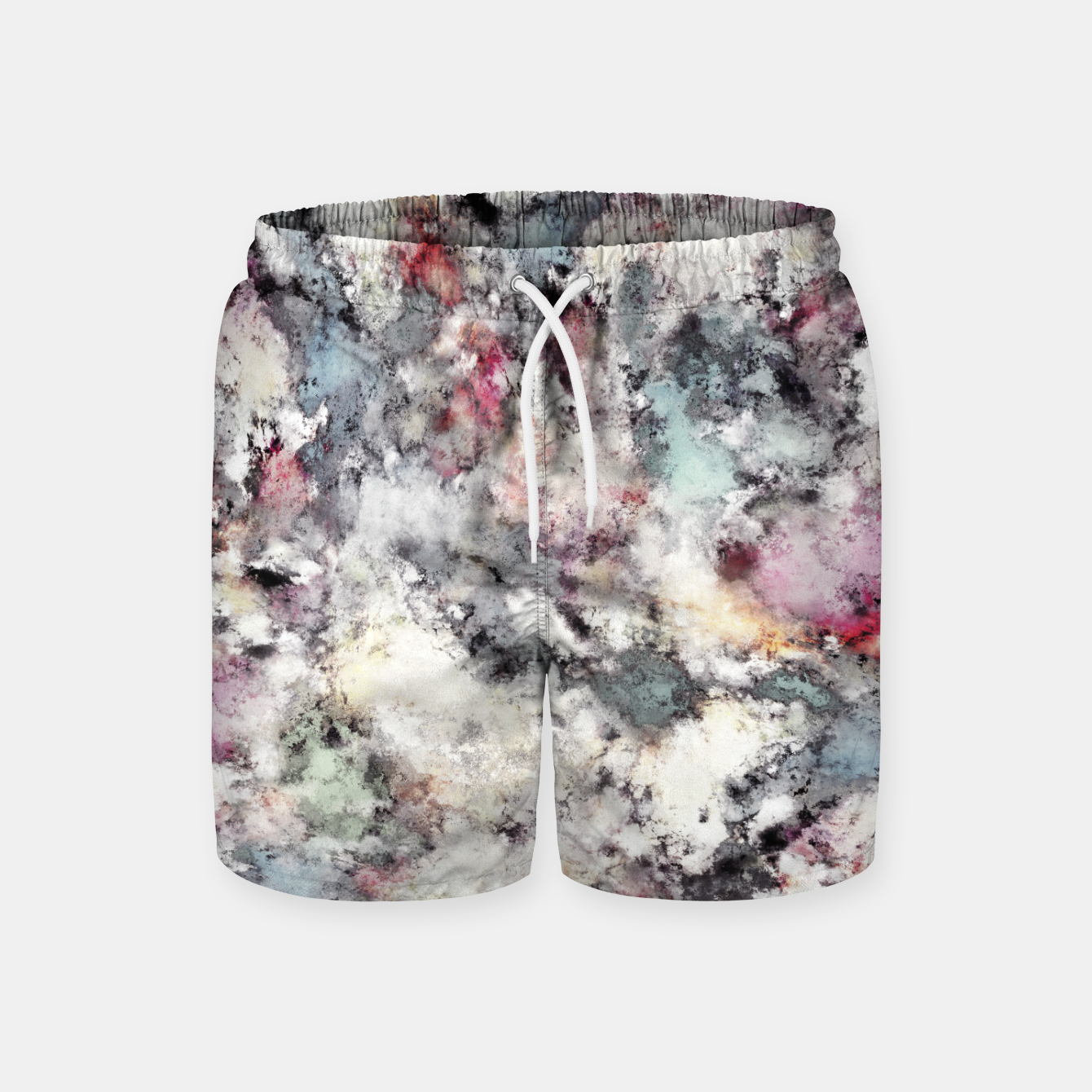 Image of Ground frost Swim Shorts - Live Heroes
