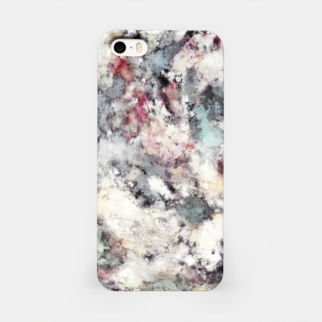 Image of Ground frost iPhone Case - Live Heroes