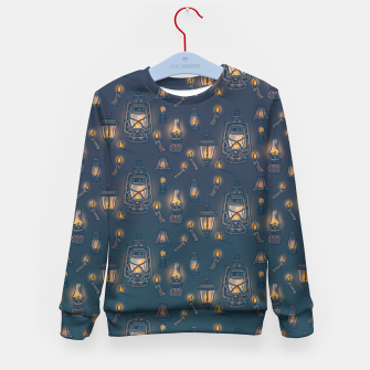 Thumbnail image of Radiance Kid's sweater, Live Heroes