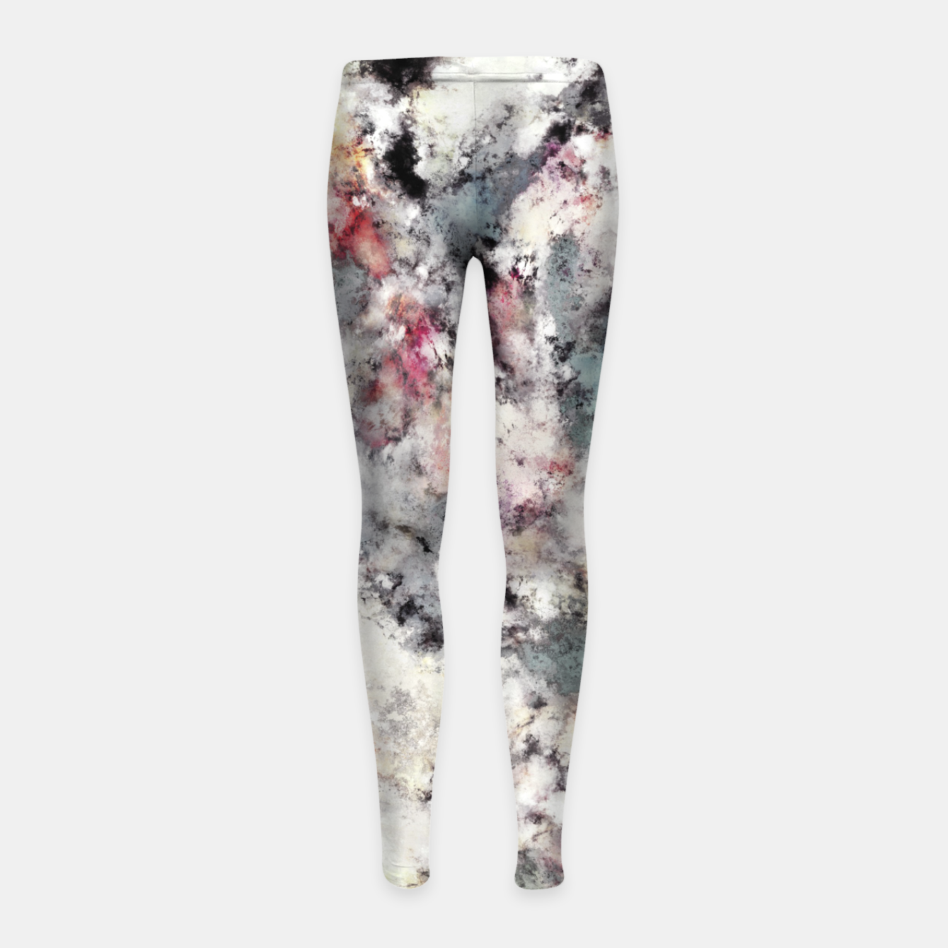 Image of Ground frost Girl's leggings - Live Heroes