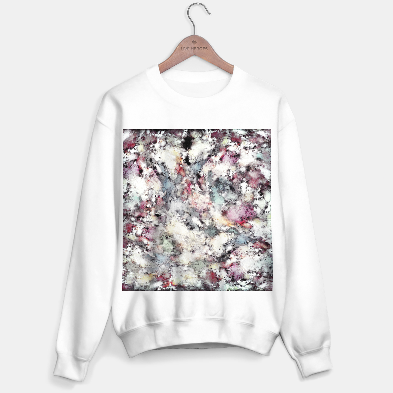 Image of Ground frost Sweater regular - Live Heroes