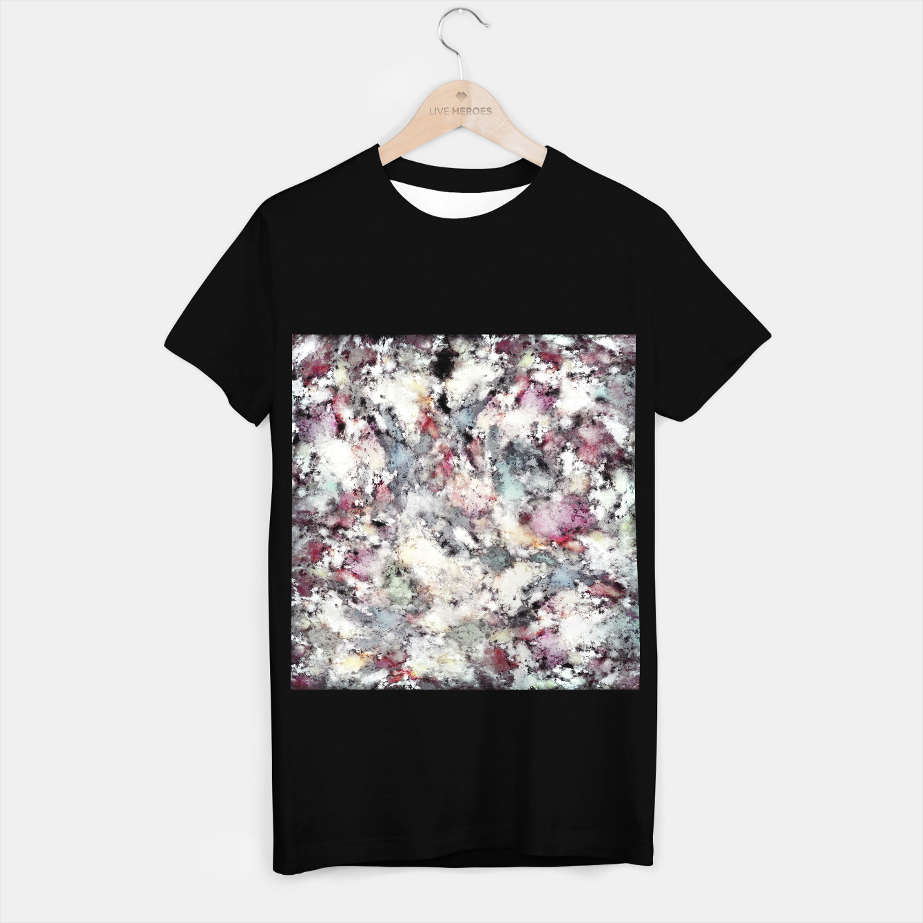 Image of Ground frost T-shirt regular - Live Heroes