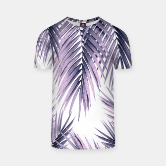 Thumbnail image of Palm Leaf Jungle Vibes #1 #tropical #decor #art  T-Shirt, Live Heroes