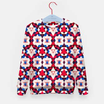 Thumbnail image of  Moroccan Pattern – Kid's sweater, Live Heroes