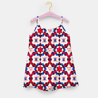 Moroccan Pattern – Girl's dress thumbnail image